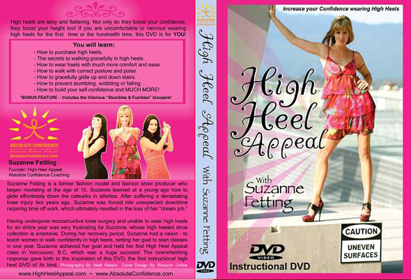 High Heel Appeal DVD cover