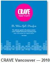 crave guide vancouver